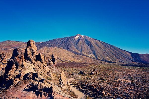 Ruta 040 - Zum Gipfel des El Teide, Teneriffa