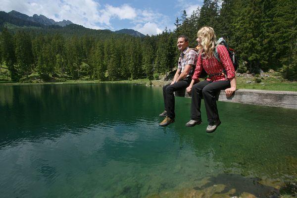 Lechweg: Etappe Wängle - Füssen