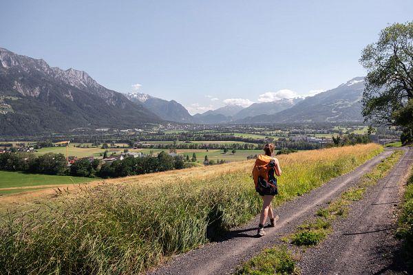 Liechtenstein-Weg